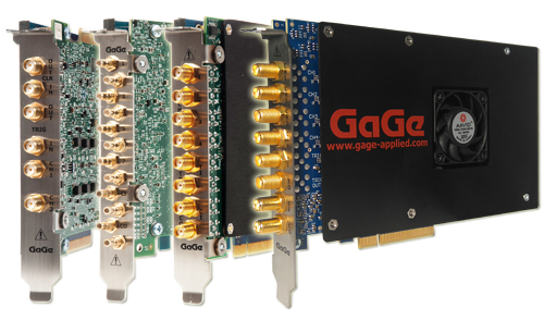 PCIe Digitizer Cards